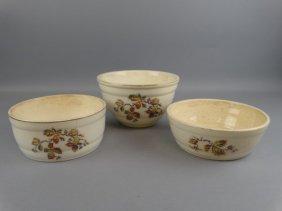 Antique Mixing Bowl Set