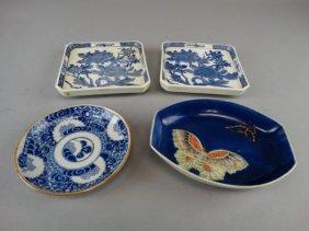 Lot Of 4 Porcelain Items