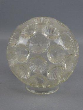 Vintage Glass Light Globe