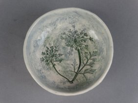Salt Marsh Pottery Bowl