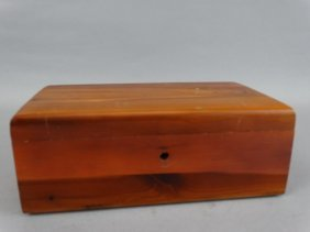 Lane Cedar Chest Salesman's Sample
