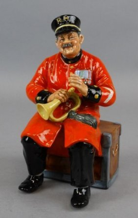 Royal Doulton - Past Glory Figurine