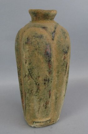 Large Mexican Pottery Vase