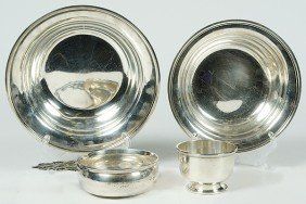 Sterling Silver Bowls�