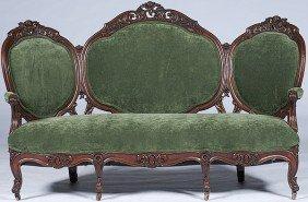 Continental Rococo Revival Sofa�