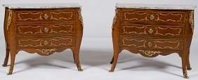 Louis XV-style Commodes�