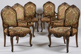 Louis XV-style Chairs�