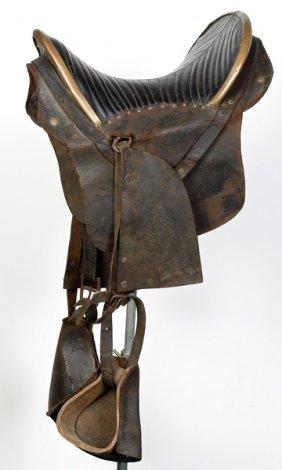 U.S. Civil War Officer's McClellan Saddle�