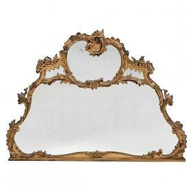 Rococo Revival Mirror