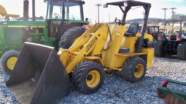 Swinger articulated loader 160 b