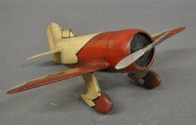 """Wood """"gee Bee Model Z"""" Racing Airplane Originally"""