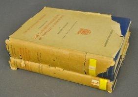 Books – 2 Vol. Set Rackham, Richard, The Glassier