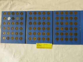 Lincoln Cents Book Number 2 Collection 1941 To 1974.