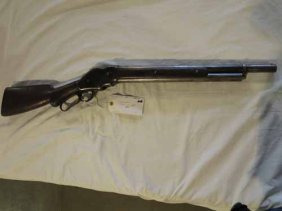 Winchester 1887, Mfg 1891 Lever Action 10g. Factory