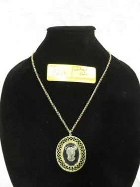 Whiting Davis Necklace