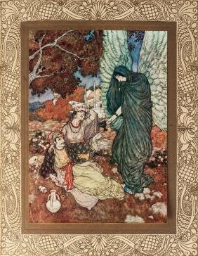 Rubaiyat Of Omar Khayyam, Edward Fitzgerald Trans.,