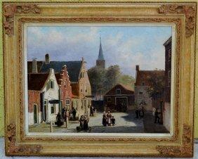Johannes Frederik Hulk Ii (1855-1913) Dutch