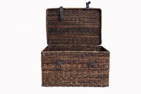 Wicker Basket/chest