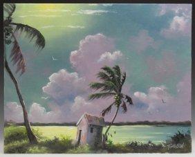 Tracy Newton Florida Highwaymen Painting