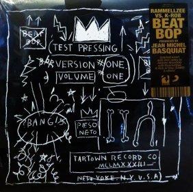 Rammelzee Et K-rob Et Jean-michel Basquiat Beat Bop