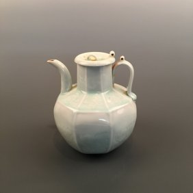 Song Style Porcelain Pitcher