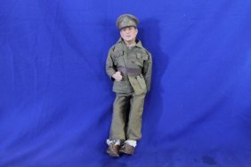 General Douglas Macarthur 5 Star General Wwii Doll