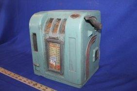 Antique Art Deco Cigarette Trade Stimulator Penny .01
