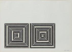 "Frank Stella ""les Indes Galantes (iii)"""
