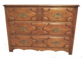 Don Rousseau Commode