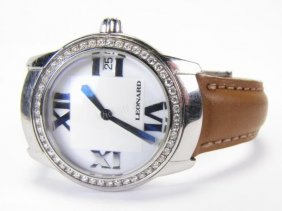 Lady's Leonard Sphere Wristwatch