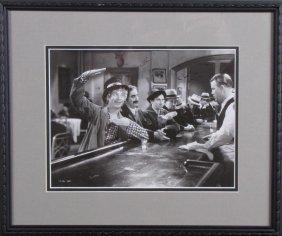 Groucho, Chico, Harpo Marx Bros. Signed Photo