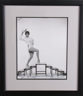 Eleanor Powell Signed Photograph