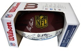 Carolina Panthers Autograph Ball
