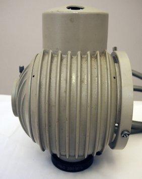 Vintage German Carl Zeiss Jena Microscope Lamp Hbo 200w