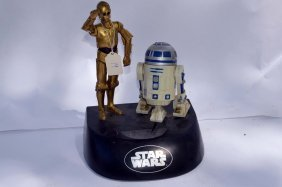 Star Wars Talking Coin Bank