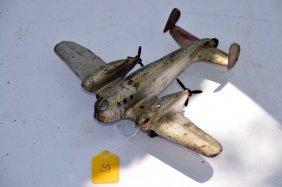 Antique Wyandotte Bomber Plane