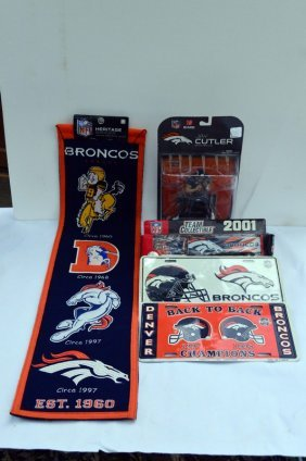 Denver Broncos Collectibles