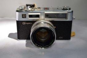 Vintage Yashica Electro 35 Gsrange-finder Camera