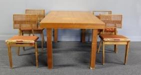 Midcentury George Nelson; Herman Miller Dining Set