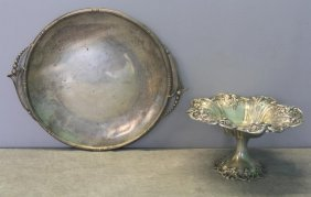 Sterling. Assorted Hollow Ware Grouping.