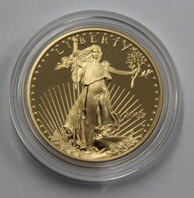 American Eagle 2003 1 Oz. Proof Bullion Coin
