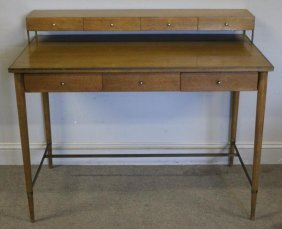 Midcentury Paul Mccobb For H. Sachs Desk.