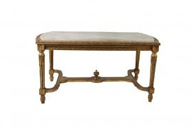Early 20th C. Giltwood Center Table