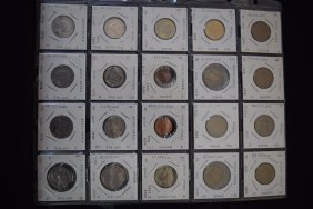 20 Korea And South Korea Collectible Coins