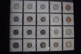 Jamaica Collectible Coins