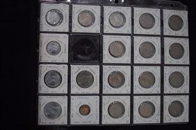 Portugal, Qatar, Dubai & Reunion Collectible Coins