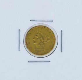 1903 $2.50 Liberty Head Quarter Eagle Gold Coin