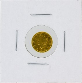 $1 T-1 Liberty Head Gold Coin