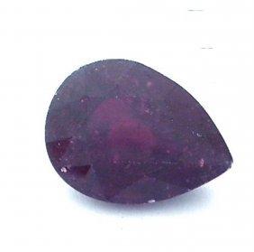 12.06ctw Pear Ruby Parcel