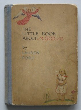 Lauren Ford- The Little Book About God